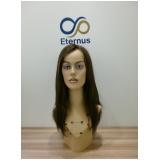 peruca de silicone feminina em Franco da Rocha