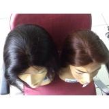 peruca feminina de cabelos naturais na Vila Anastácio
