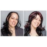peruca feminina para alopécia preço em Atibaia