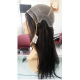 peruca feminina para quimioterapia na Vila Ré