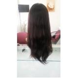 peruca front lace importada preço em Higienópolis