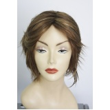 peruca lace front curta