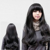 perucas front lace com franja