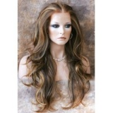 peruca full lace de cabelo humano no Cambuci