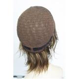 peruca lace front curta no Campo Grande