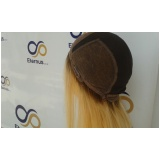 peruca natural loira em Barueri
