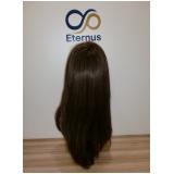 perucas femininas de cabelos humanos no Grajau
