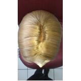 perucas front lace sintéticas em São Caetano do Sul