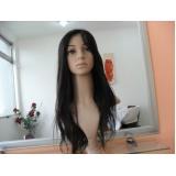 perucas naturais longas em Ribeirão Pires