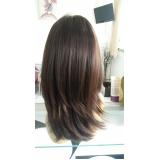 perucas de cabelos naturais em SP