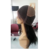 prótese de cabelo humano no Aeroporto