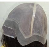 próteses capilares que imitam couro cabeludo na Vila Buarque