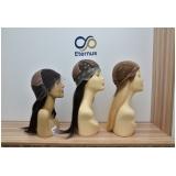 prótese de cabelo feminino