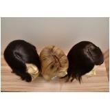 quanto custa perucas front lace baratas em Taboão da Serra