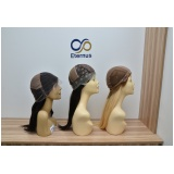 quanto custa perucas naturais para quimioterapia em Mendonça