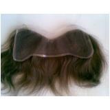 venda de peruca natural com franja em Higienópolis