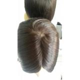 venda de perucas de cabelos naturais em SP em Paulínia