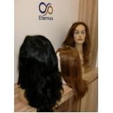 venda de perucas femininas de cabelo humano no Pari